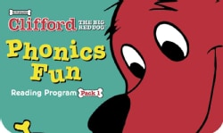 Clifford the Big Red Dog Phonics Fun (Paperback)