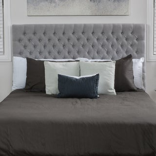Christopher Knight Home Jezebel Fully Upholstered Full/ Queen Button Tufted Headboard