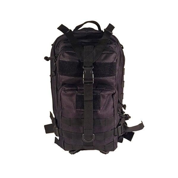 Black Urban Backpack