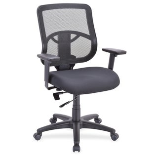 Lorell Managerial Mid-back Chair - (1/Each)