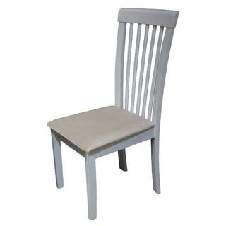 Warehouse of Tiffany Megan Cream Dining Chairs (Set of 2)