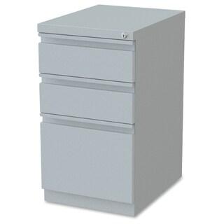 """Lorell 20"""" Mobile BBF Pedestal File - (1/Each)"""