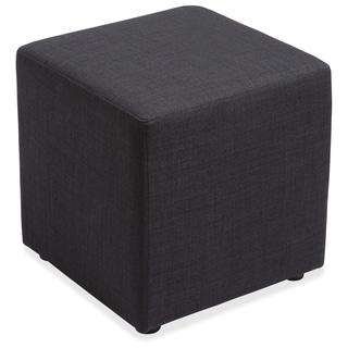 Lorell Fabric Cube Chair - (1/Each)