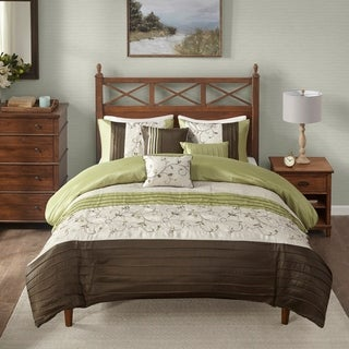 Madision Park Estella 6-piece Duvet Cover Set