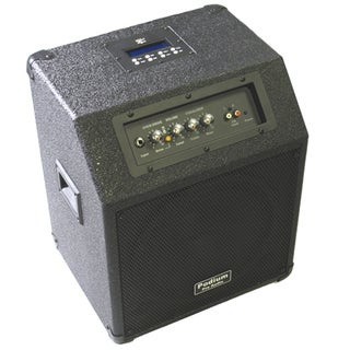 Podium Pro HA10 Powered 10-inch Guitar Amp Speaker with MP3 Player
