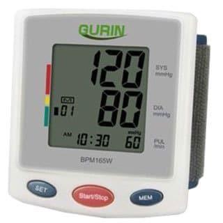 Gurin Pro Wrist Digital Blood Pressure Monitor