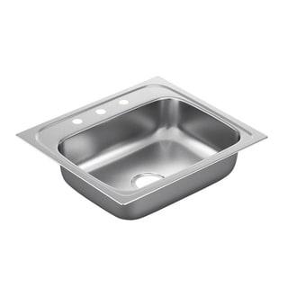 Moen Drop-in Steel Kitchen Sink G221983