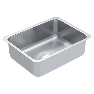 Moen Undermount Steel Kitchen Sink G18191