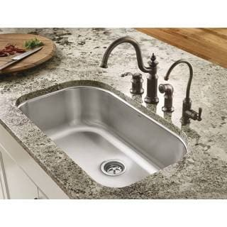 Moen 1800 Series Undermount Stainless Steel Kitchen Sink G18165