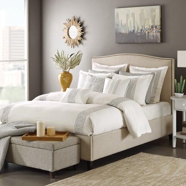 Hampton Hill Corfu Luxury Cotton 9-piece Comforter Set