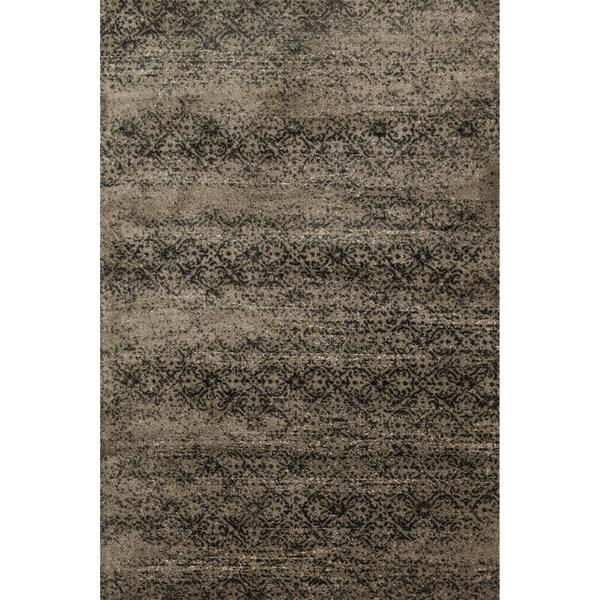 Kingsley Taupe/ Slate Rug (2'3 x 3'9) 17151343