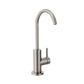 Moen Chateau Widespread Bar Faucet S5530SRS Spot Resist Stainless Finish
