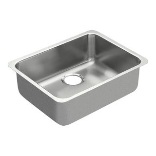 Moen 1800 Series Undermount Stainless Steel Kitchen Sink G18195