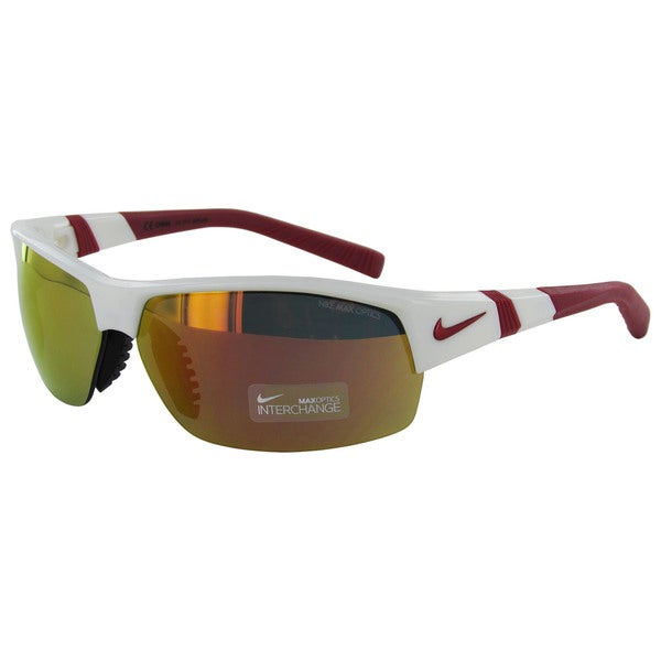 Nike 'Show X2' Semi Rimless Sport Sunglasses