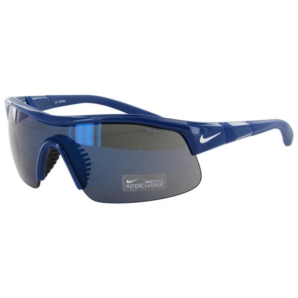 Nike 'Show X1' Sport Wrap Shield Sunglasses