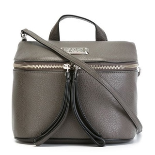 Marc by Marc Jacobs Faded Aluminum Canteen Crossbody