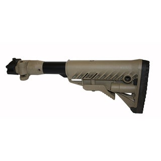FAB Defense Tan Folding Collapsible Buttstock Polymer Joint
