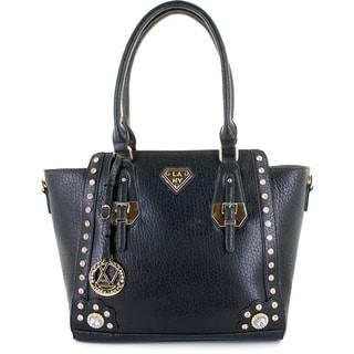 Lany 'Shine with Me' Tote Handbag