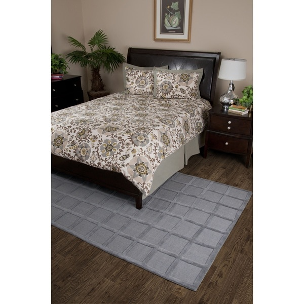 Rizzy Home Fever Pitch 3-piece Comforter Set