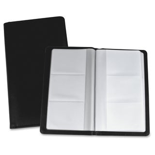 Lorell Business Card Storage Holder - (1/Each)