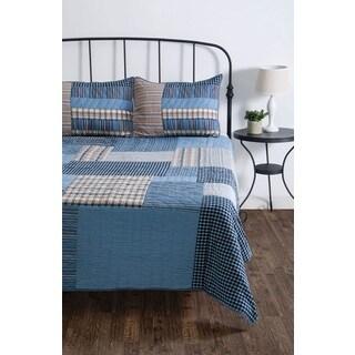 Rizzy Home Gracen 3-piece Quilt Set