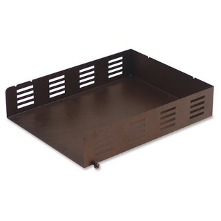 Lorell Stamped Metal Front Loading Letter Tray - (1/Each)