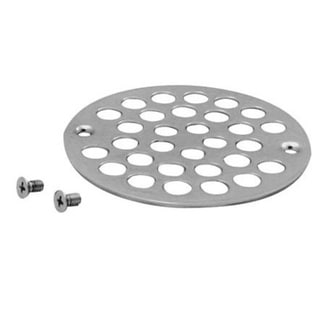 Westbrass Polished Chrome D3192-26 Plastic Oddities Shower Strainer