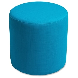 Lorell Fabric Cylinder Chair - (1/Each)