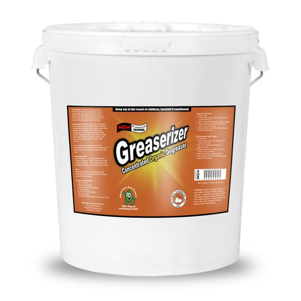 Greaserizer Non Toxic All Purpose Degreaser (5 Gallon)