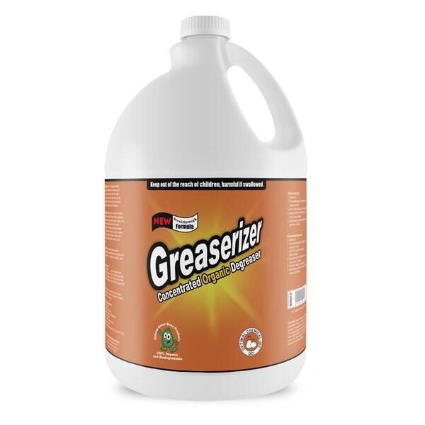 Greaserizer Non Toxic All Purpose Degreaser (1 Gallon)