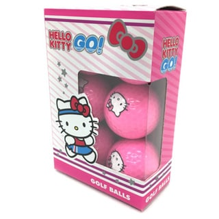 Hello Kitty Go! Golf Balls