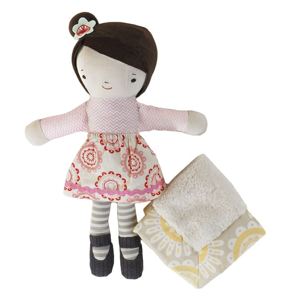 Lolli Living Rosie Doll Softies