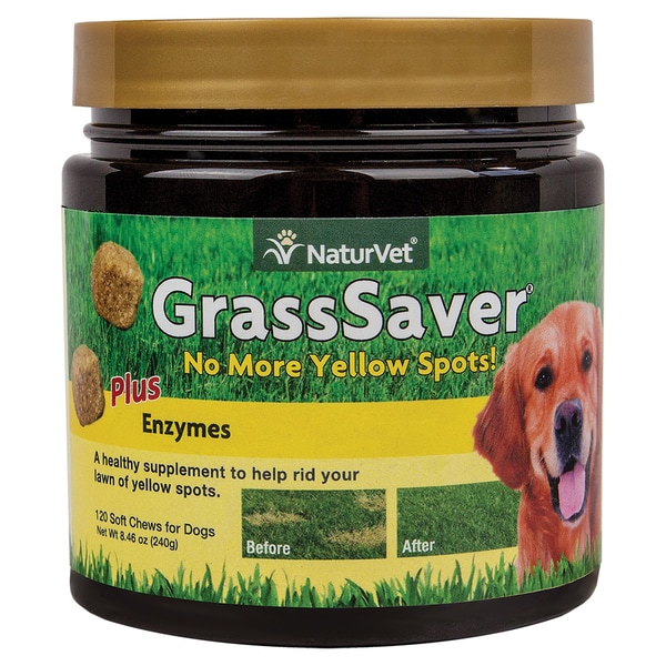 GrassSaver Soft Chews With Cranberry and Enzymes