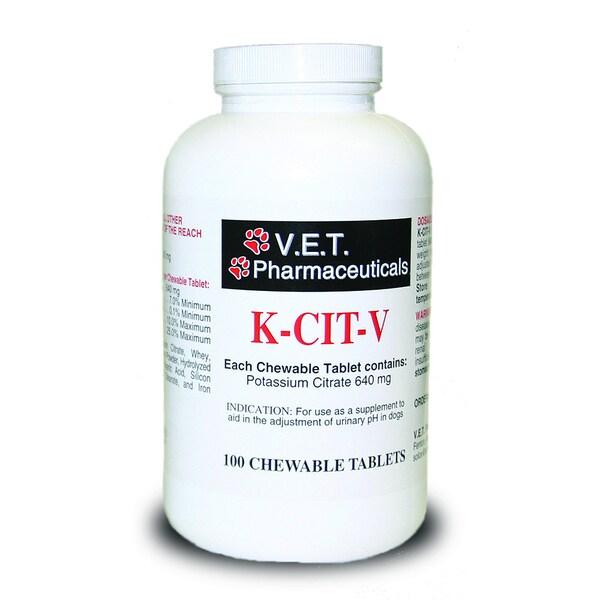 K-CIT-V Potassium Citrate