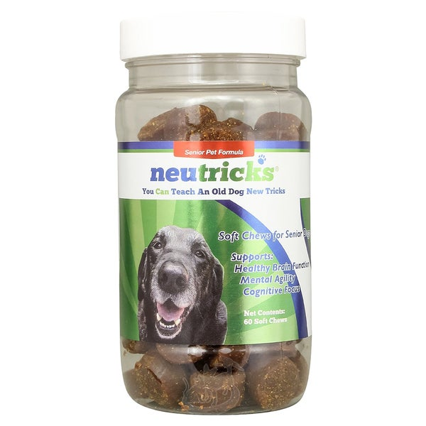 Neutricks Soft Chews for Senior Dogs