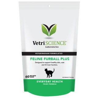 VetriScience Feline Furball Plus