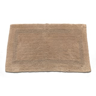 Cotton 21x34 Reversible Bathroom Rug