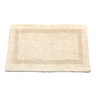 Cotton 17x24 Reversible Bathroom Rug
