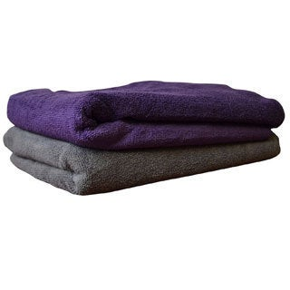 Bintiva Terry Yoga Towel