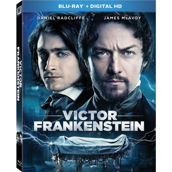 Victor Frankenstein (Blu-ray Disc) 17153391