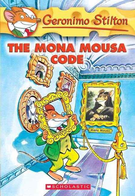 The Mona Mousa Code (Paperback)