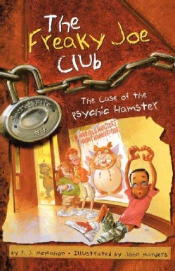 The Case Of The Psychic Hamster: Secret File #4 (Paperback)