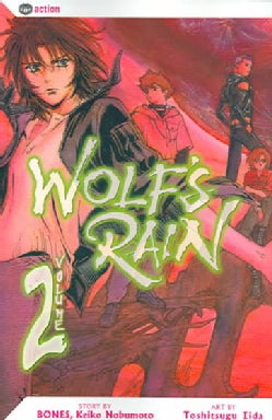 Wolf's Rain 2: Four Wolves on the Run from Mankind (Paperback)