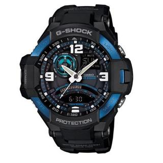 Casio G-Shock GA1000-2B Master of Gravity Analog-Digital Men's Watch
