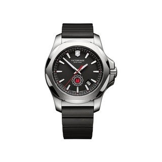 Victorinox Swiss Army 249104 I.N.O.X. FDNY Black Men's Watch