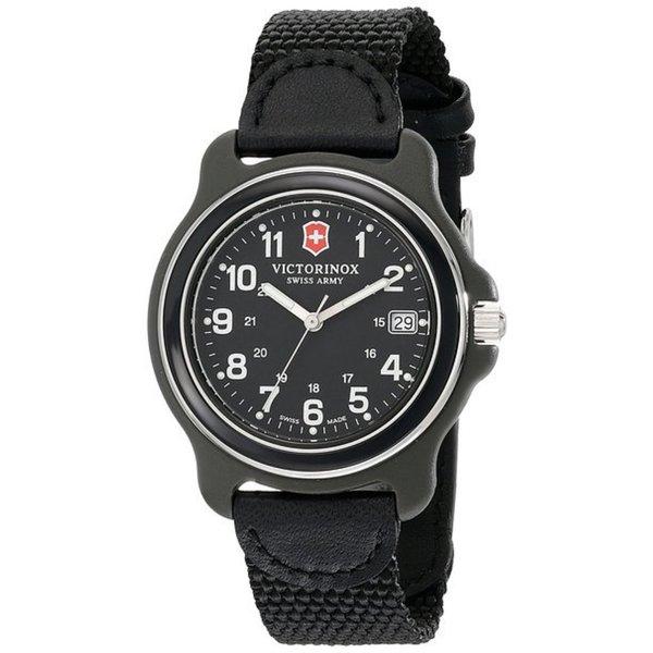 Victorinox Swiss Army Original 249090 Men's All Black Watch
