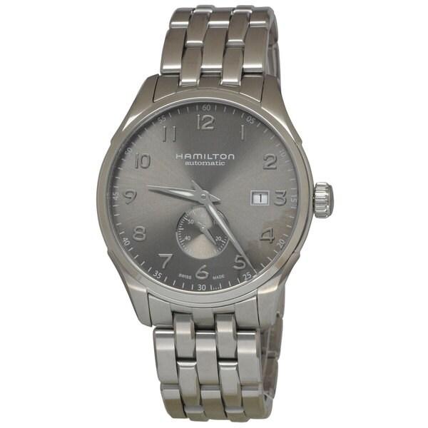 Hamilton Men's H42515185 Jazzmaster Maestro Grey Watch