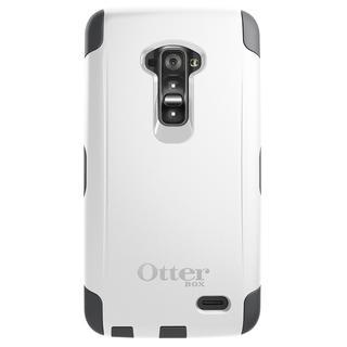 OtterBox 77-38407 Commuter Series for LG G Flex - Glacier (Refurbished)