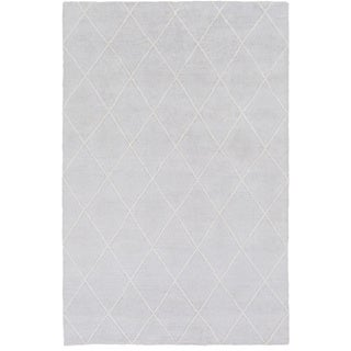 Hand-Knotted Cahill Viscose Rug (9' x 13')