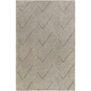 DwellStudio : Hand-Knotted Beijing Wool/Cotton Rug (9' x 13')